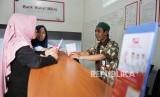 Bank Wakaf Mikro : Aktivitas di Bank Wakaf Mikro (BWM) Almuna Berkah Mandiri di Pondok Pesantren Al-Munawwir, Krapyak, Yogyakarta.