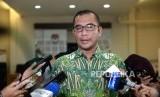 Komisioner Komisi Pemilihan Umum (KPU) Hasyim Asy'ari