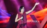 Eva Celia akan konser di Instagram Resso Indonesia pada Ahad (29/3), sementara Rendy Pandugo kebagian giliran hari Senin.