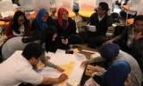 DPMPTSP DKI Jakarta Siap Bantu Pengusaha Pemula di UKM Expo 2019. (FOTO: Ning Rahayu)