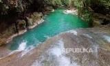 Pangandaran memiliki ragam keindahan daya tarik wisata (Foto: Keindahan objek wisata alam Sungai Citumang, Kabupaten Pangandaran)