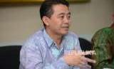 Ketua Kompartemen BPRS ASBISINDO Cahyo Kartiko. Meski memukul perekonomian, pandemi Covid-19 membawa blessing in disguise terhadap sejumlah sektor, salah satunya Bank Pembiayaan Rakyat Syariah (BPRS).