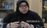 Ketua IPP, Amalia B. Safitri