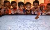 Anak-anak Indonesia (ilustrasi)