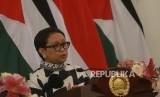 Menteri Luar Negeri Indonesia  Retno Marsudi