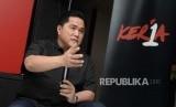 Ketua TKN, Erick Thohir