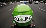 Go-Jek Tawarkan Asuransi Buat Jamin Tiket Pesawat. (FOTO: Reuters/Beawiharta)