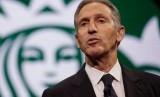 Batal Nyapres, Mantan Bos Starbucks Lebih Memilih. . .. (FOTO: CNBC)
