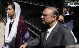 Mantan Presiden Pakistan Asif Ali Zardari Ditahan Badan Anti Korupsi