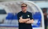 Pelatih tim Persib Bandung Robert Rene Alberts.