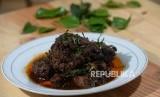 Masakan Indonesia Rendang