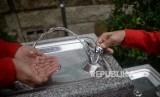 Air siap minum (ilustrasi)