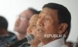 Menteri Koordinator Politik Hukum dan Keamanan Wiranto