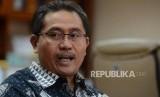 Mastuki. Kepala Biro Humas, Data dan Informasi Kementerian Agama, Mastuki memberikan paparan saat wawancara bersama Republika di Kantor Kementerian Agama, Jakarta, Selasa (5/3).