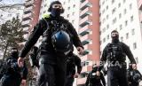 Polisi Jerman Tangkap Empat Orang Terkait Ancaman Sinagoge