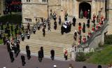 Pemakaman Pangeran Philip Penuh dengan Sentuhan Pribadi