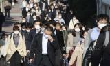 Gelombang Covid-19 Baru di Jepang Lebih Serius