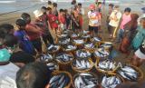 Tangkapan ikan oleh nelayan menurun, seperti ikan cakalang bubara, dan tuan (ilustrasi).