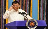 Duterte: Lebih Baik Mati daripada Diinvestigasi ICC