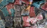 Pemerintah Kota (Pemkot) Palembang menggandeng Usaha Mandiri Kecil Menengah (UMKM) memproduksi masker (Foto: ilustrasi masker kain)