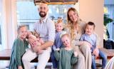 Keluarga YouTuber Myka Stauffer.