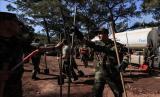 Bantu Turki, Azerbaijan Kerahkan Tim Tangani Kebakaran Hutan