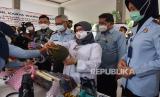 In Picture: Wakil Ketua KPK Kunjungi Lapas Tangerang
