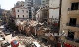 Lebanon Berupaya Cari Korban Selamat