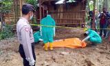 Mayat Wanita dalam Jerami Gegerkan Warga Ngawi