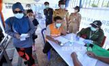 RS Lapangan Rawat 53 Pekerja Migran Terpapar Covid-19