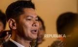 Ketua Umum Komite Olimpiade Indonesia (KOI) periode 2019-2023 Raja Sapta Oktohari.