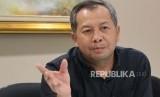Ketua Ikapi DKI Hikmat Kurnia.