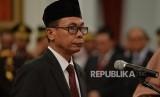 Wakil Ketua Komisi Pemberantasan Korupsi (KPK) Nawawi Pomolango