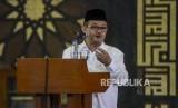 Sekertaris PP Muhammadiyah Abdul Muti menyatakan Masjid At-Tanwir akan ramah lingunan,