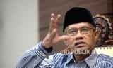 Kata Muhammadiyah Soal Wacana Pembubaran FPI