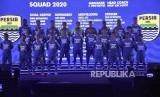 Skuat Persib Bandung 2020.