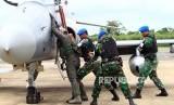 In Picture: Kabar Nusantara: TNI AU Tangkap Pilot Asing di Kalimantan
