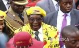 Presiden Zimbabwe Robert Mugabe (foto file).