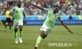 In Picture: Menang 2-0 Atas Islandia, Nigeria Buka Peluang ke 16 Besar