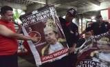 Poster 'Raja Jokowi' Ternyata Dipasang oleh Relawan