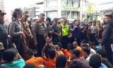 Polres Sukabumi Kota mengamankan puluhan anggota geng motor yang meresahkan masyarakat. (Dok)