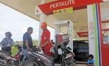 Pertamina Diskon Harga Pertalite untuk Konsumen Denpasar