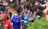 Tim Sar gabungan kembali menemukan enam jenazah tanah longsor Cisolok, Sukabumi.
