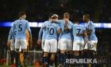 Manchester City meraih tiga poin penuh, usai mengalahkan tamunya Wolverhampton Wanderers dengan skor 3-0 dalam pekan Primer Liga Inggris ke-22, Selasa (15/1) dini hari.