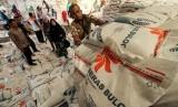 Tim Koordinasi Bansos Pangan  melakukan inspeksi kualitas beras rastra. Perum Bulog menyatakan telah mendapatkan penugasan resmi dari pemerintah sebagai penyalur bantuan sosial Covid-19 berupa beras. Penyaluran beras akan diberikan kepada 10 juta keluarga penerima manfaat (KPM) dalam tiga bulan ke depan.