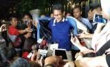 Calon wakil presiden (cawapres) Sandiaga Salahuddin Uno.