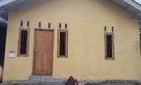 Rumah tahan gempa (RTH). Ilustrasi