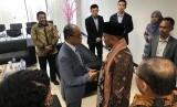 Mendikbud Muhadjir Effendy meresmikan PBI di Timor Leste,  Kamis (25/4).