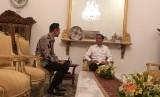 In Picture: Momen Saat Pidato AHY-SBY Sebut Pemerintahan Presiden Jokowi