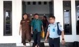 Napi teroris Sumarno (47) yang ditahan di Lapas Sukabumi mendapatkan pembebasan bersyarat Kamis (27/6).